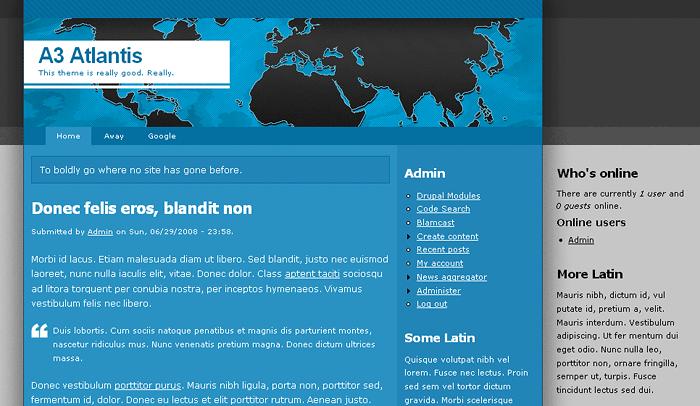 Дизайн сайта 1