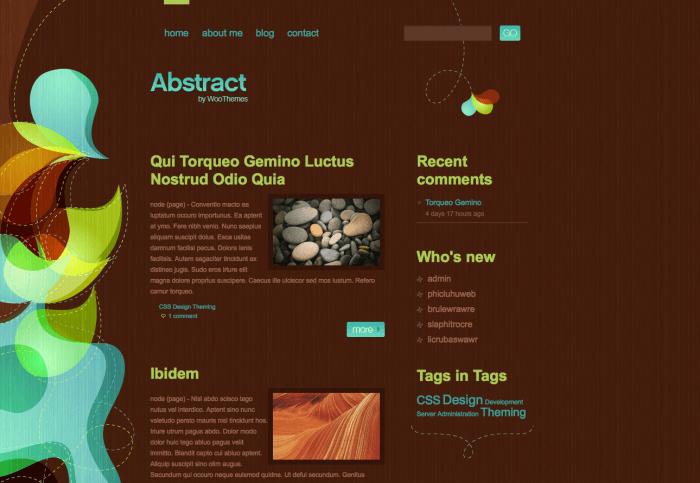 Дизайн сайта 3