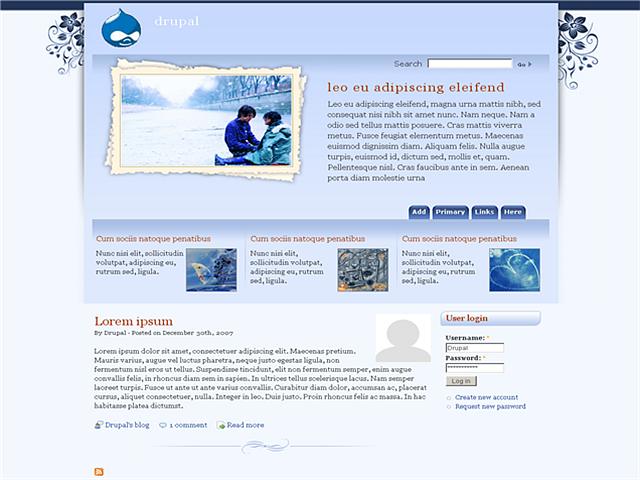 Дизайн сайта 14