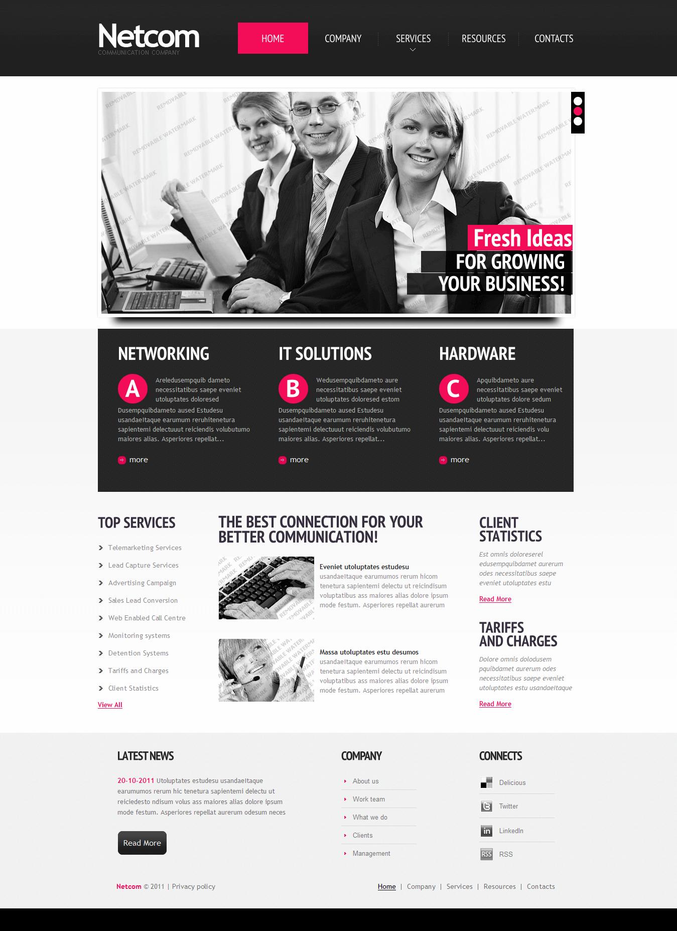 Дизайн сайта 219