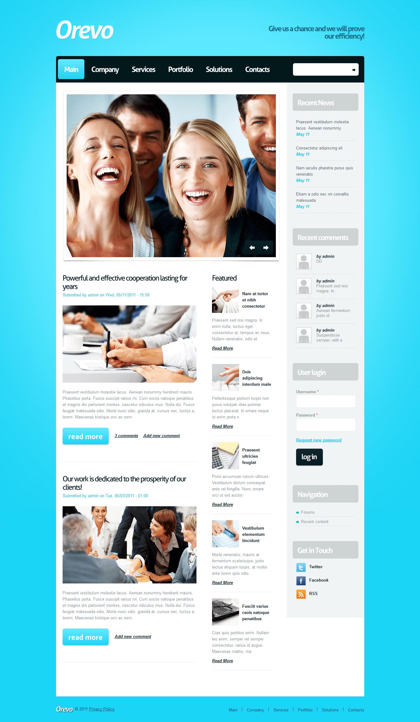 Дизайн сайта 180