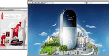 Разработка промо-сайта в веб-студии «Трисофт»
