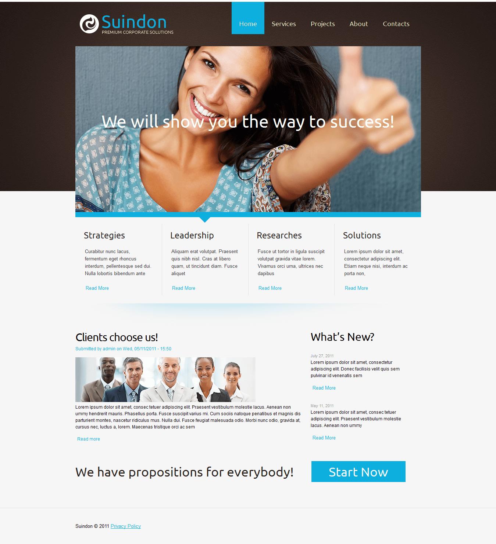 Дизайн сайта 188