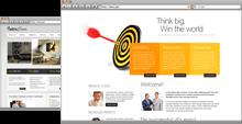 Разработка типового дизайна сайта в веб-студии «Трисофт»