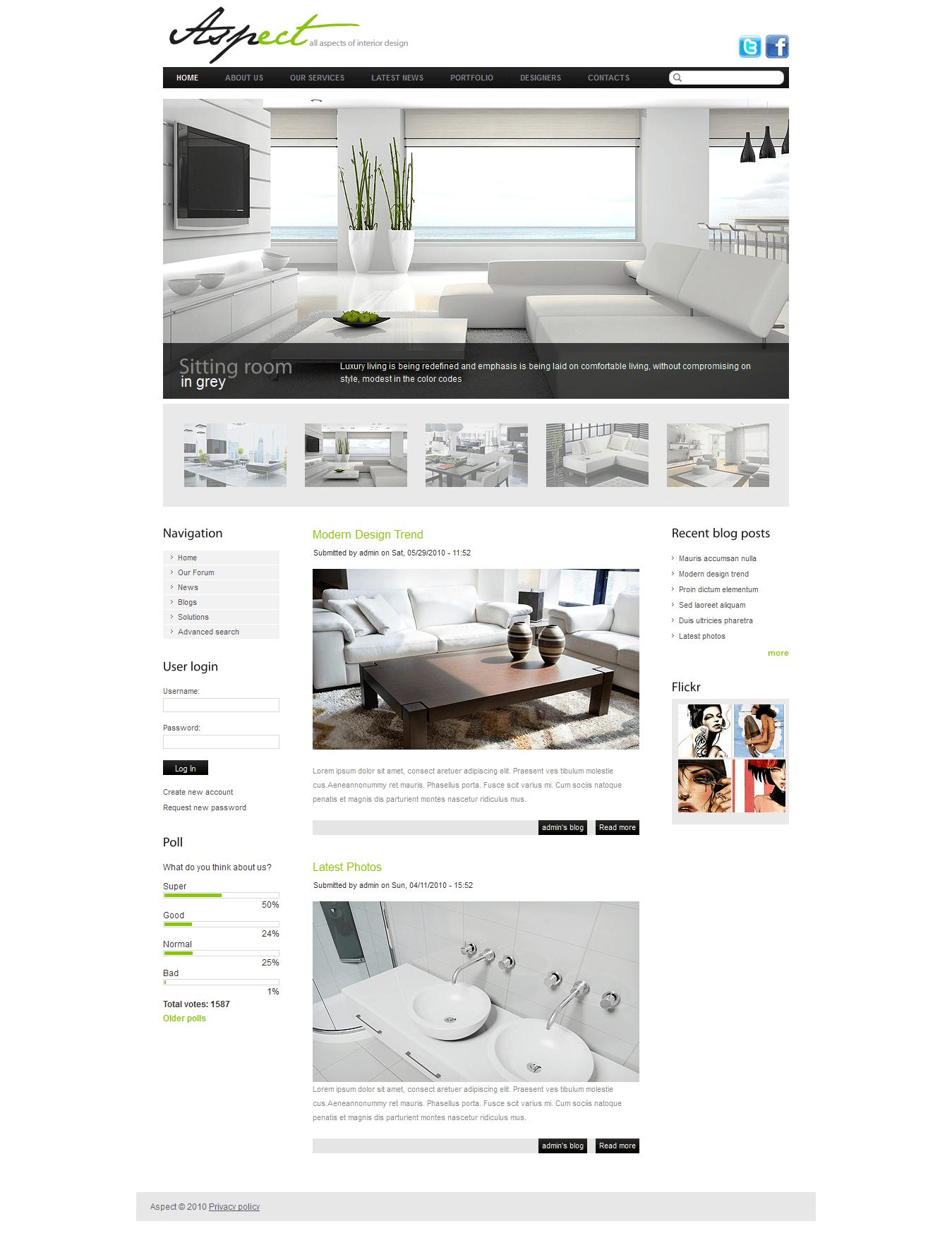 Дизайн сайта 162