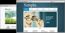 Разработка сайта-визитки в «Трисофт»