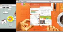 Разработка уникального дизайна сайта в веб-студии «Трисофт»